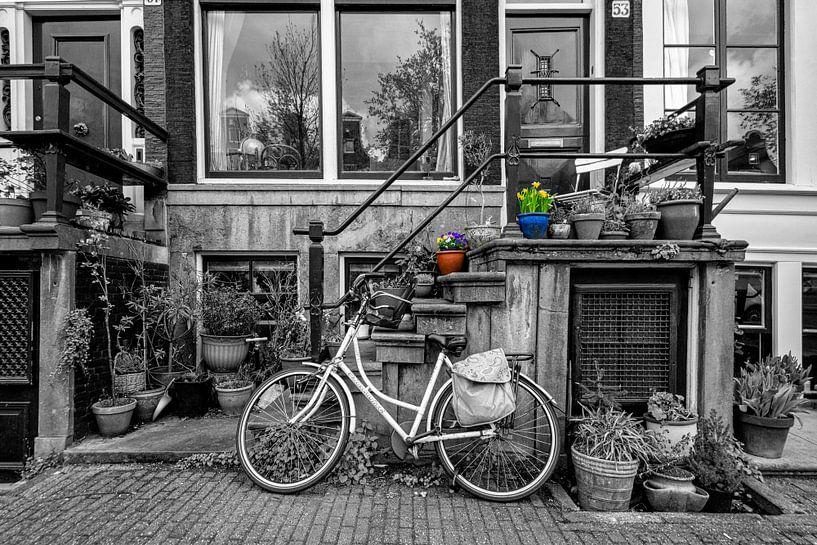 Welkom in Amsterdam van Foto Amsterdam/ Peter Bartelings