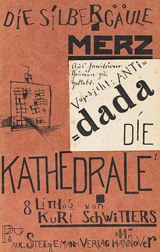 KURT SCHWITTERS, Die Silbergäule. 1920