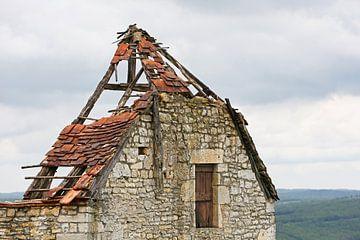 Ruïne 1 Frankrijk sur Wybrich Warns