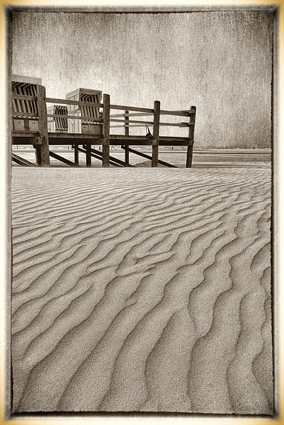 Nordseebrise 05 von Erich Krätschmer