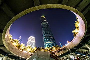 Guangzhou by night von Marcel Samson