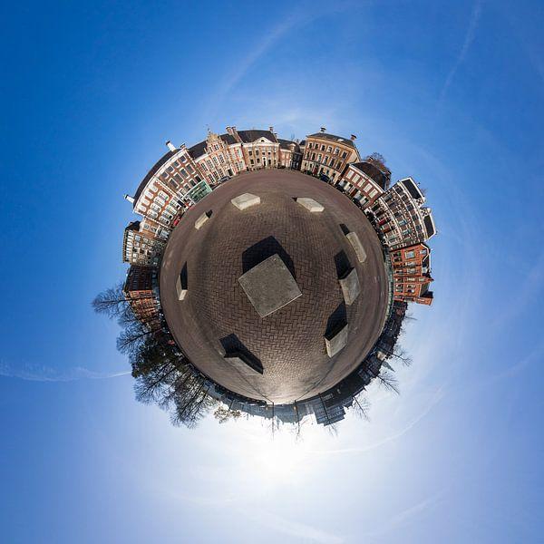 Planet Ossenmarkt Groningen van Frenk Volt