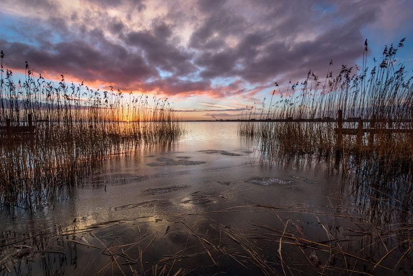 A Touch of Winter van Arnoud van de Weerd