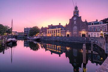 Historique Delfshaven Rotterdam sur