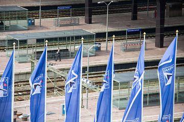 Station Rotterdam Centraal van