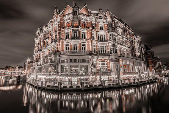 De L'Europe Amsterdam van Kevin Nugter