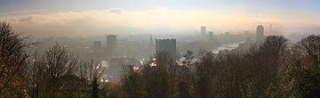 Luik panorama skyline von Dennis van de Water