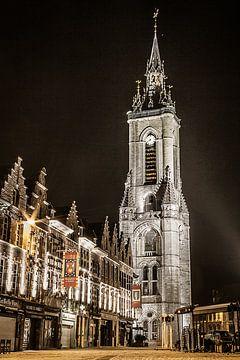 Glockenturm bei Tournai (Tournai) von Studio Kunsthart