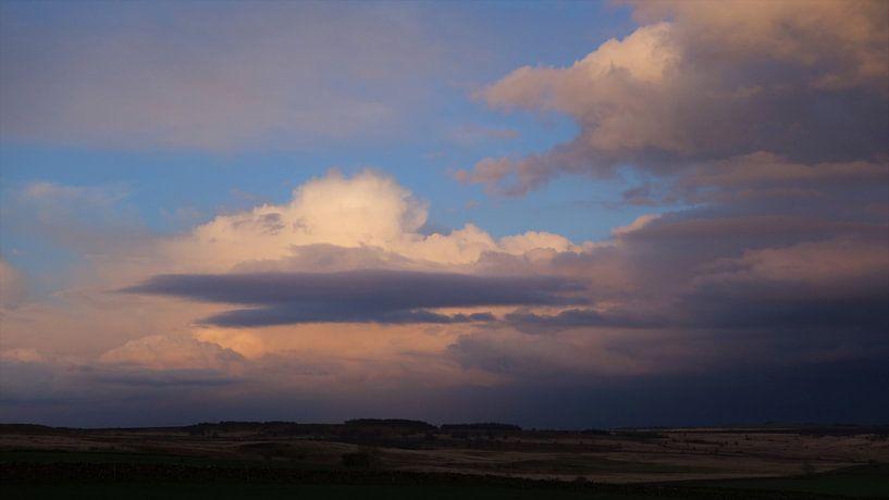 Een Avond In Peak District National Park van Daphne Photography