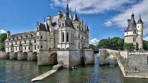 Chateau de Chenonceaux van