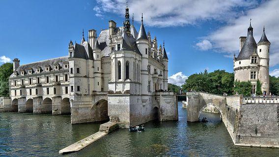Chateau de Chenonceaux van Bob de Bruin
