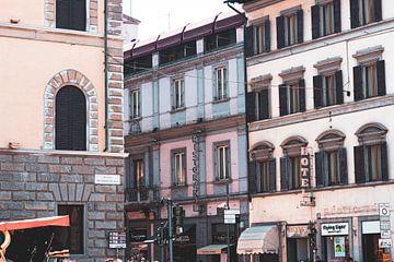 Florenz glückliche Gebäude von Kay Dekkers