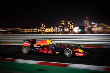 Max Verstappen - F1 RedBull Racing RB12-Abend von Kevin Baarda