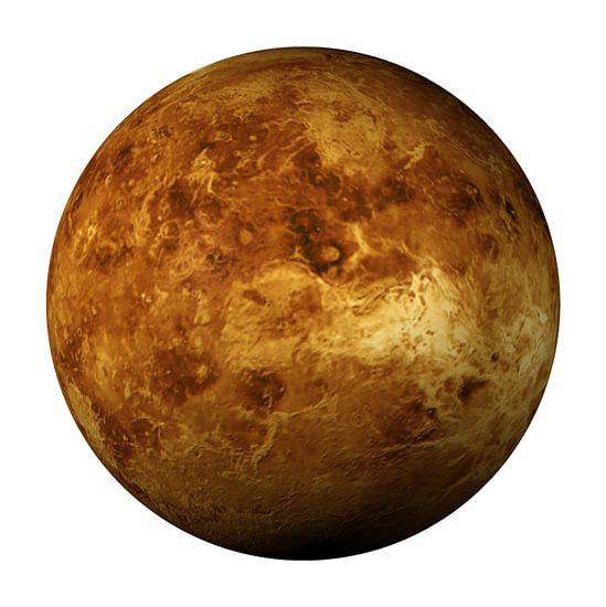 Planeet Venus van Digital Universe