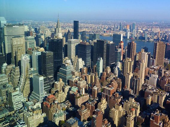 New York City van Daniëlle van der meule