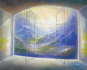 Fensterbild van Silvian Sternhagel