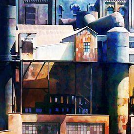 Zuckerfabrik 3 von Georg Ireland