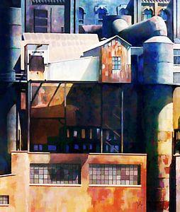 sugar factory 3 van