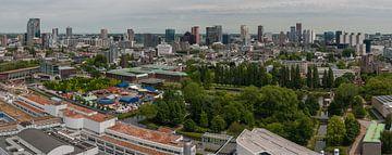 Panorama Rotterdam noord van