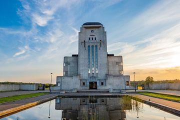 Radio Kootwijk an einem Sommerabend von Alexander Tromp