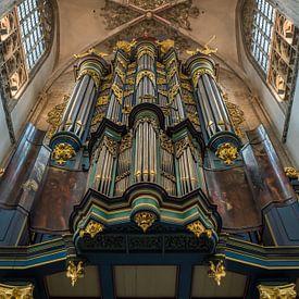 Orgel Grote Kerk Breda van Gerrit Veldman