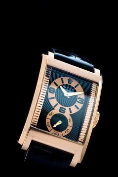 the Rolex Prince, eve rose goud.  van