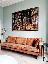 Kundenfoto: Apelles malt Kampaspe - Willem van Haecht, auf leinwand
