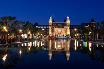 Rijksmuseum Amsterdam von