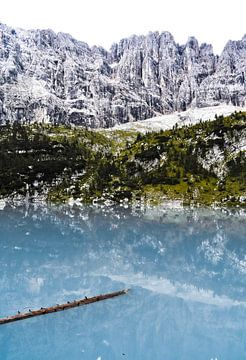Lago di Sorapis. van Sebastiaan Peek