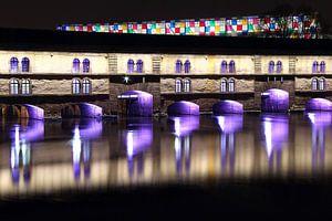 Barrage Vauban Straatsburg van Patrick Lohmüller