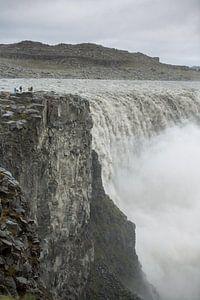 Detifoss waterval IJsland