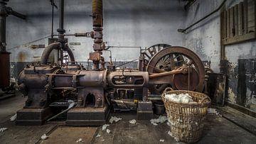 Die Wollwäscherei von Frans Nijland