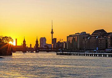 Berlin Skyline Mediaspree