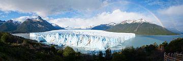 Magie bij Perito Moreno van Femke van Egmond