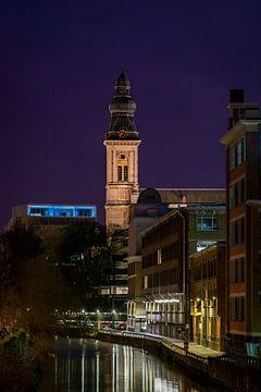 Sint-Pieters Kerk Gent (België) van Pieter Van Leeuwe