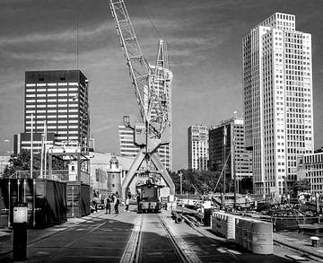Leuvehaven, Rotterdam van Henry van Schijndel