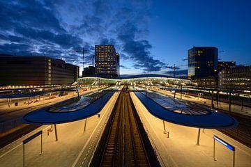 Utrecht Centraal Station sur Donker Utrecht