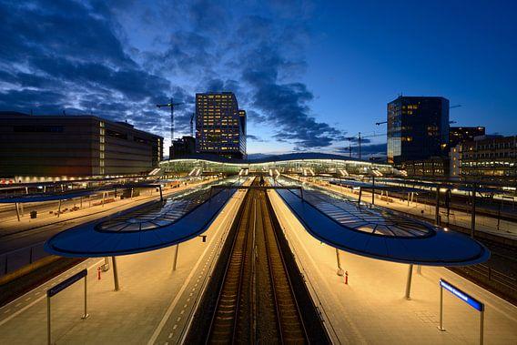 Utrecht Centraal Station van Donker Utrecht