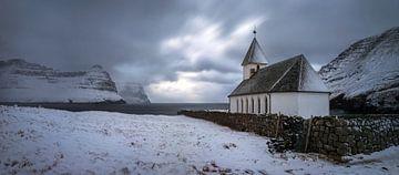 Witte kerken van Wojciech Kruczynski