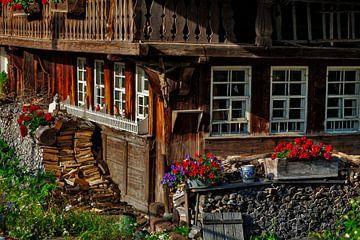 ancienne ferme de la Forêt-Noire sur Jürgen Wiesler