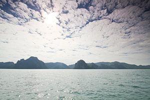 Phang Nga Bay  van