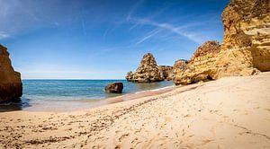 Het mooiste strand van de Algarve van