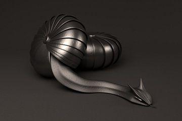 vreemde slang van Jörg Hausmann