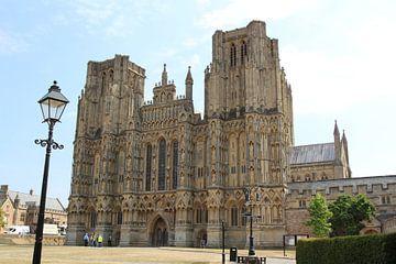 Kathedrale von Wells von Photographico Magnifico
