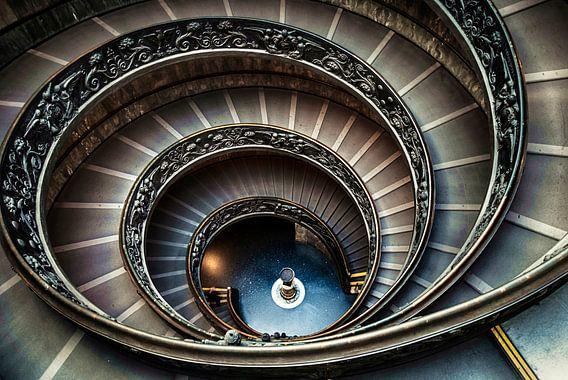 Spiraaltrap Vaticaan ....