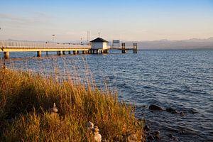 Landingsplaats in Immenstaad aan het Bodenmeer