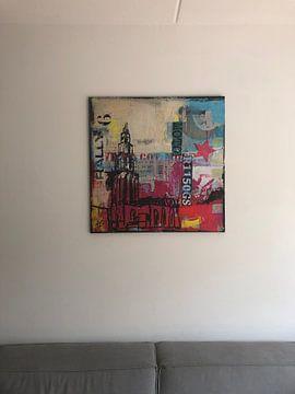 Kundenfoto: Martiniturm Utrecht von Janet Edens