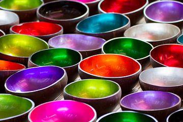 Kleur en nog eens kleur (2) von Jolanda van Eek