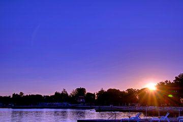 Sonnenaufgang Umag von Roith Fotografie