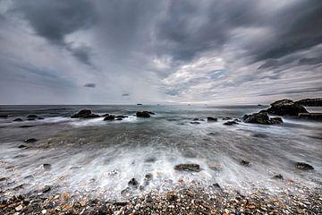 Paysage maritime Livourne sur Eddy Westdijk
